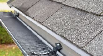 Gutter replacement in Stockton